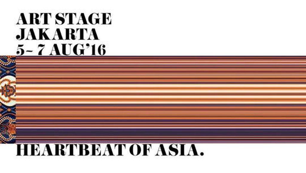 Pameran Perdana Art Stage Jakarta Dibuka Hari Ini