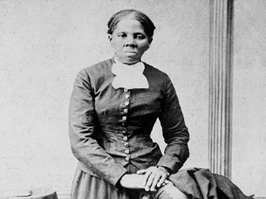 Harriet Tubman Jadi Wanita Kulit Hitam AS Pertama di Uang Kertas US$ 20