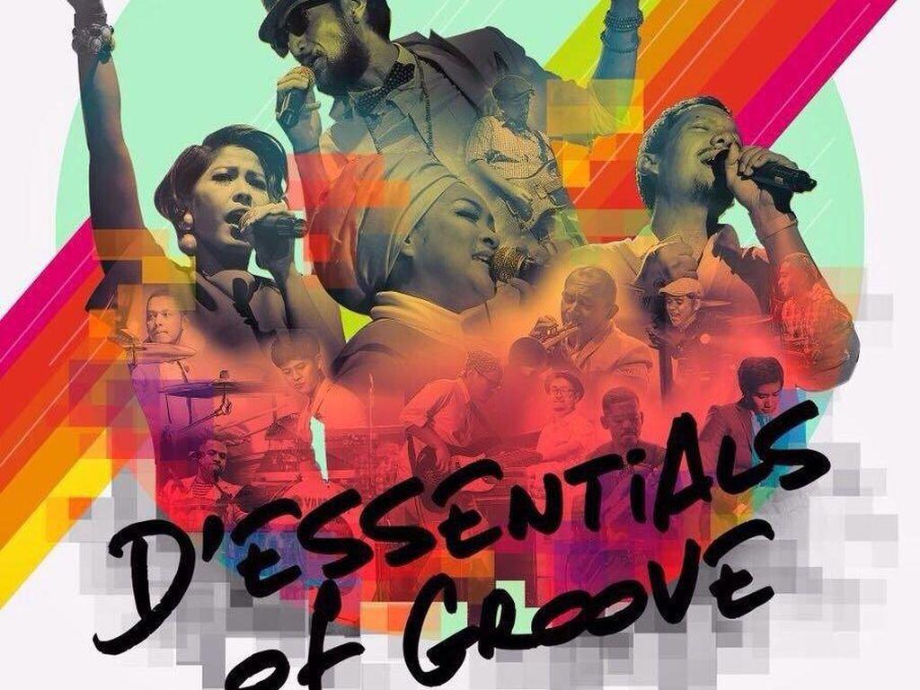 Maliq & DEssential Gelar Konser Bareng The Groove 6 September