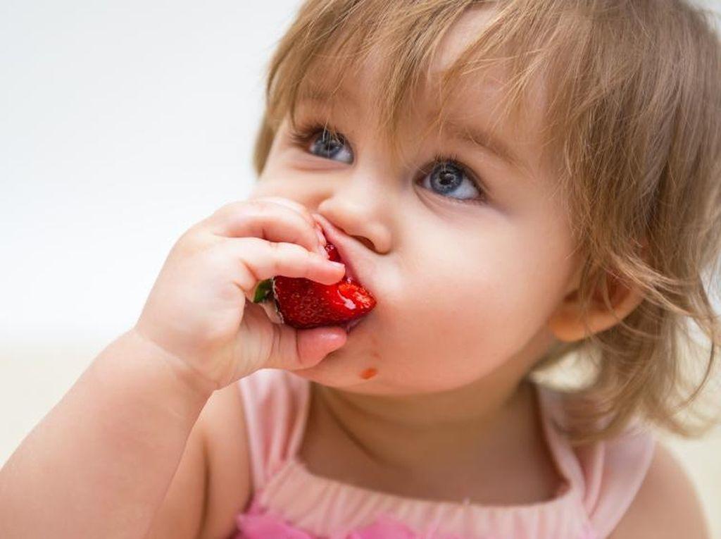Berikan Telur dan Sup Hangat Agar Flu si Kecil Cepat Pulih