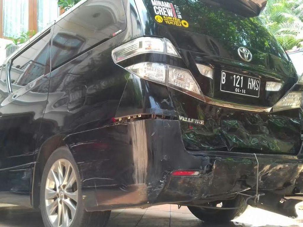 Kasus Vellfire Anak Eks Menteri Sugiharto Tabrak 4 Mobil Masih Lanjut