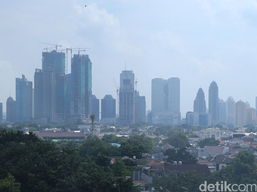 Klaster SCBD dan Perkantoran Bikin Netizen Khawatir