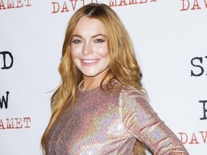 Tak Lagi Tertutup, Lindsay Lohan Tampil Berbikini di Majalah