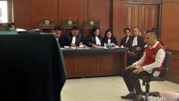 Ceria Saipul Jamil Hilang di Persidangan
