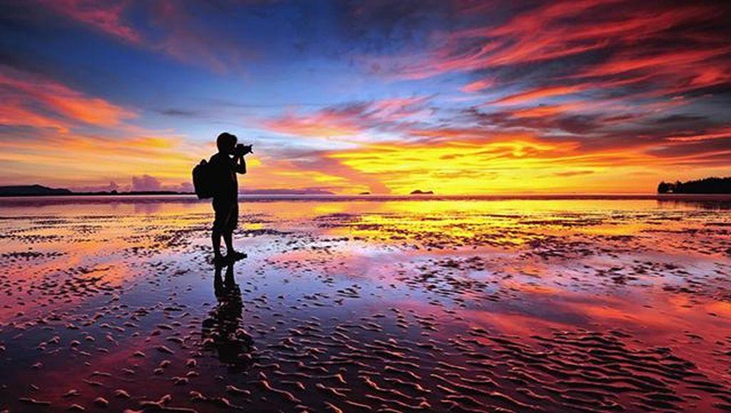 Tips Mengabadikan Momen Foto Siluet