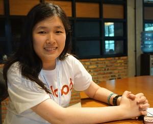 Leonika Sari, Sang Pemburu Donor Darah Digital