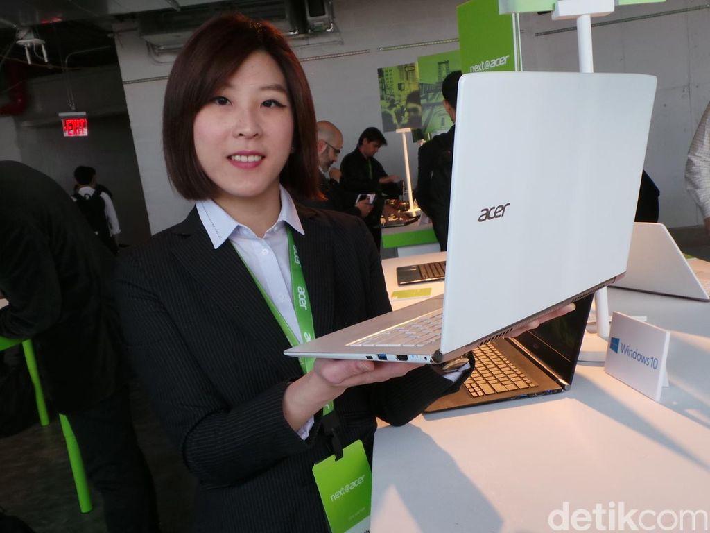 Aspire S13 Siap Tantang MacBook Air