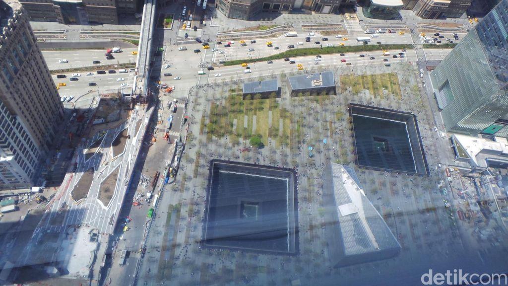 Foto: Saksi Bisu Tragedi 9/11 di New York