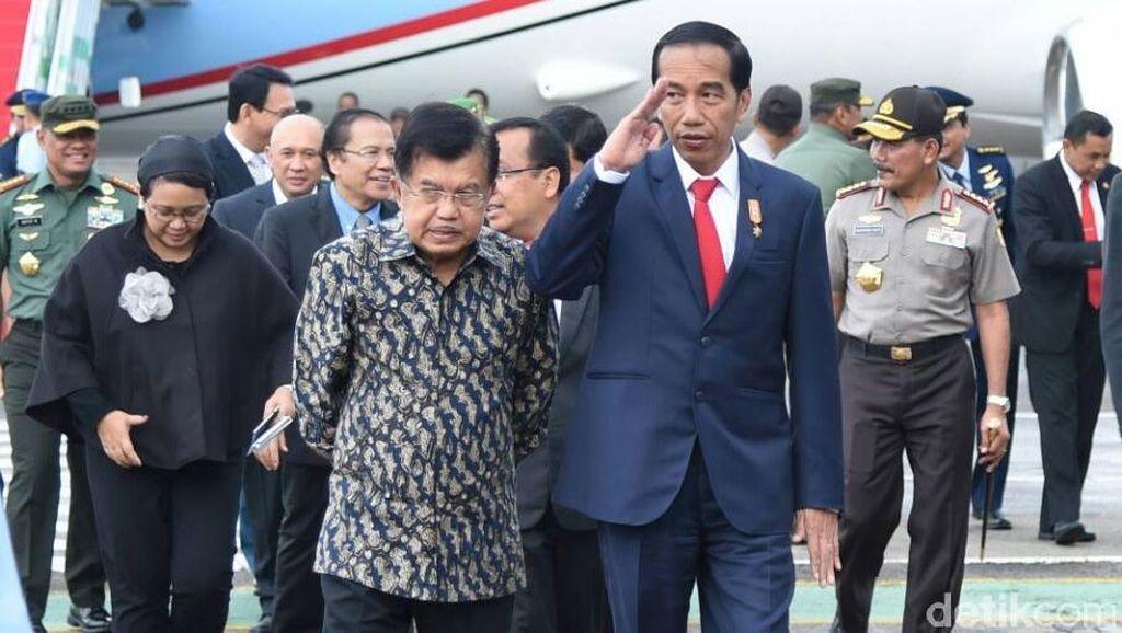Kunjungi Bima dan Papua, Presiden Jokowi akan Resmikan Pasar dan Buka ISC