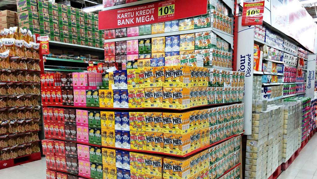 Hari Terakhir Promo Akhir Pekan: Lengkapi Bekal Anak di Transmart Carrefour