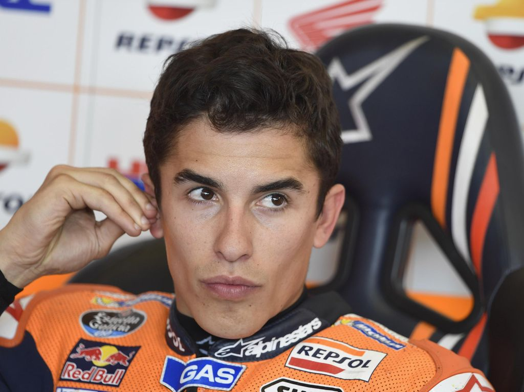 Marquez Tak Terlalu Kecewa Gagal Juara