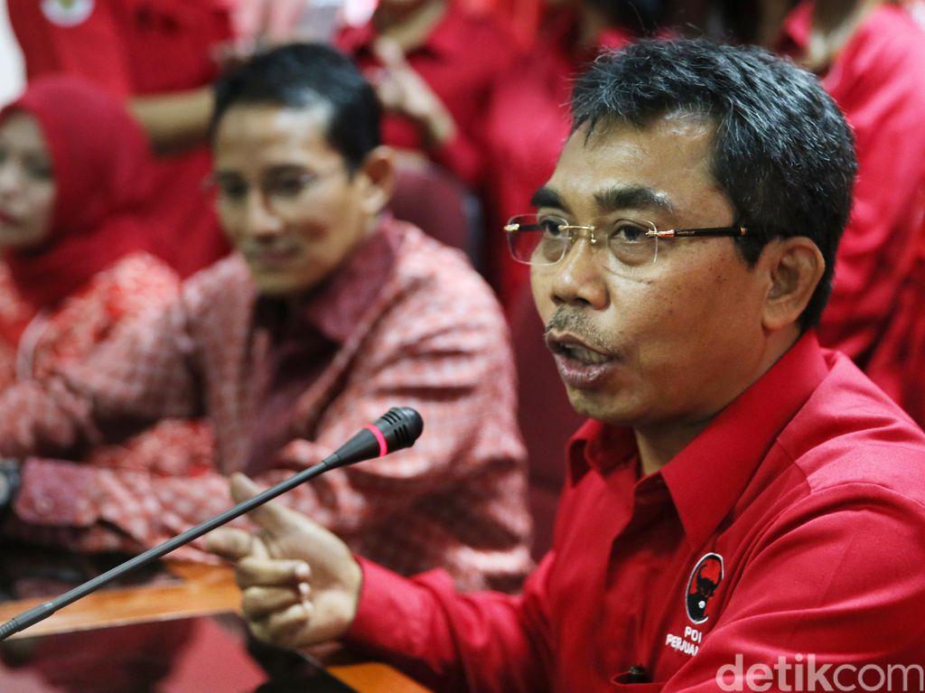 Gerindra Ajak Class Action Jokowi, PDIP: Bela Anies Jangan Membabi Buta