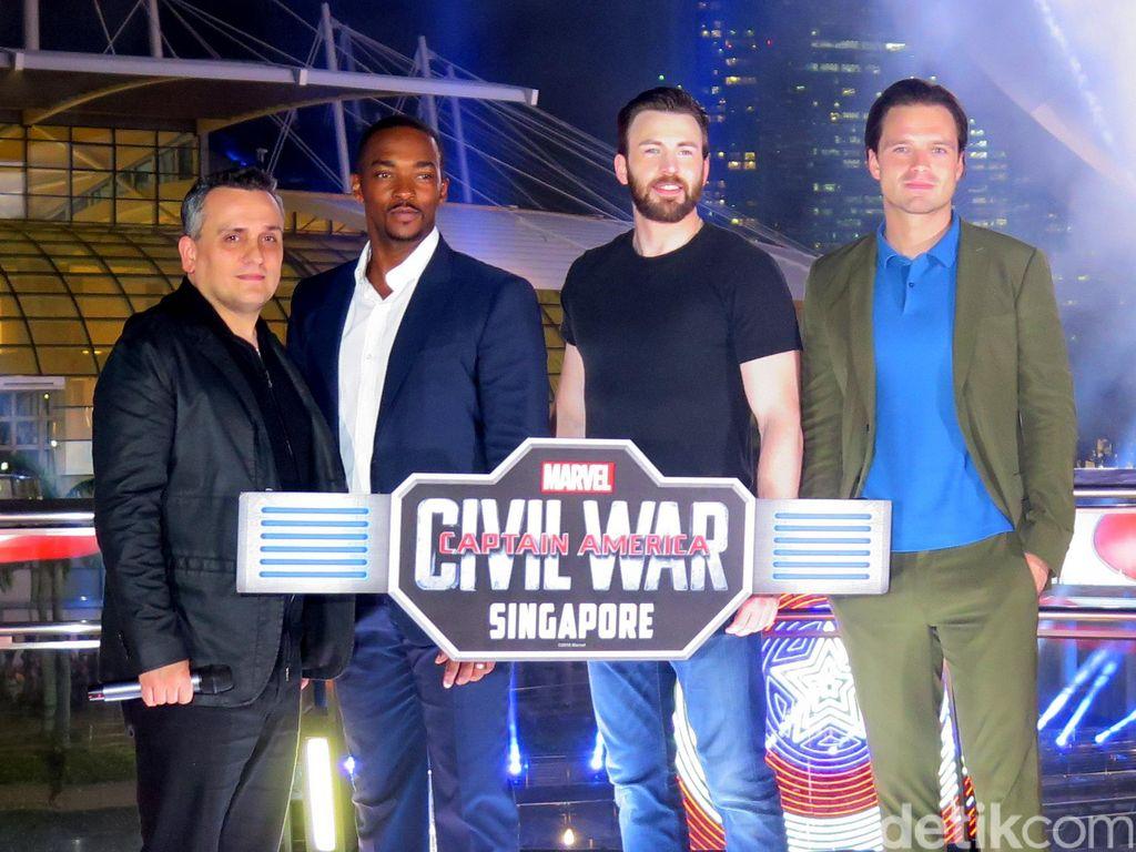 Captain America: Civil War Bukan Sekadar Film Captain America