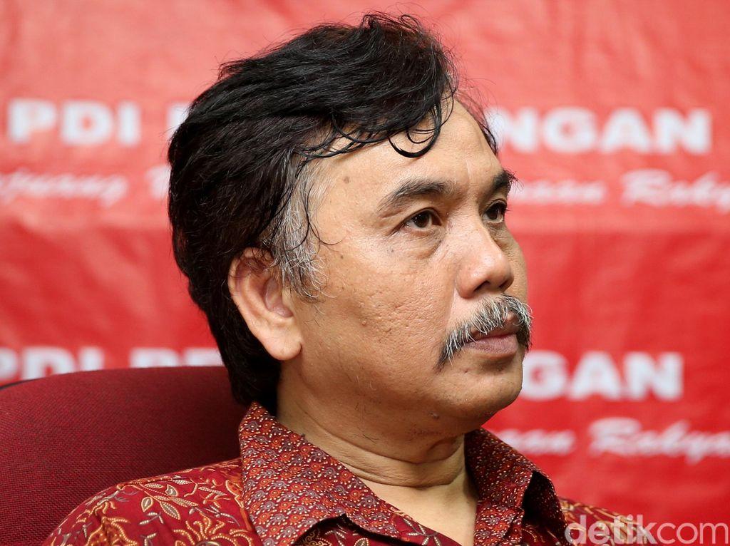 Petinggi KAMI Syahganda Nainggolan Divonis 10 Bulan Penjara