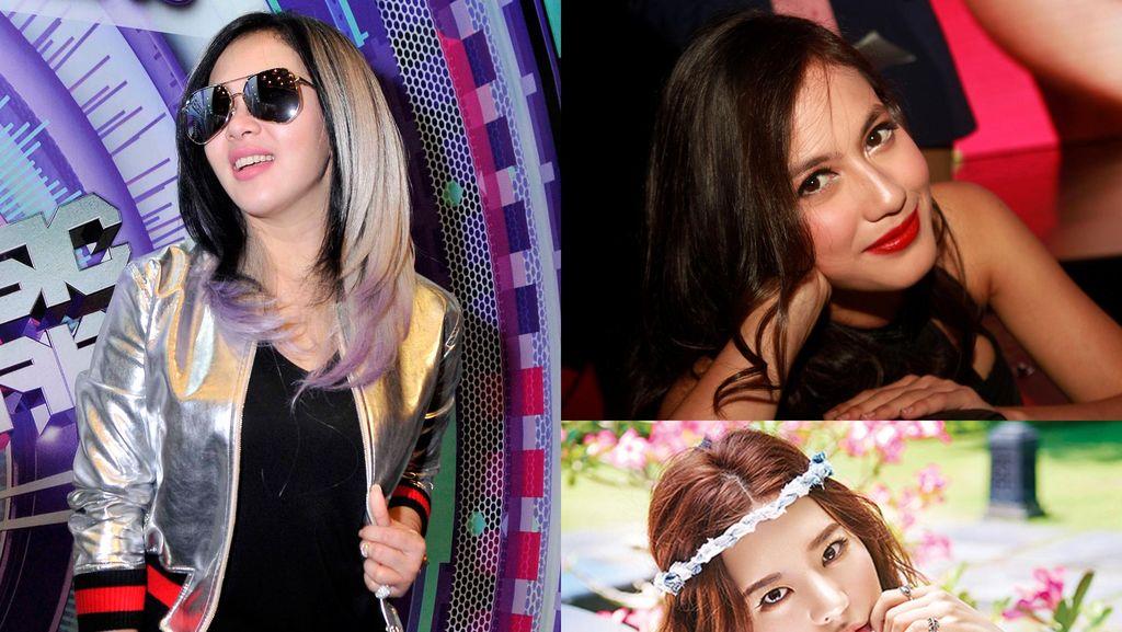 10 Foto Terheboh: Syahrini, Pevita Pearce hingga Sunny SNSD di Bali