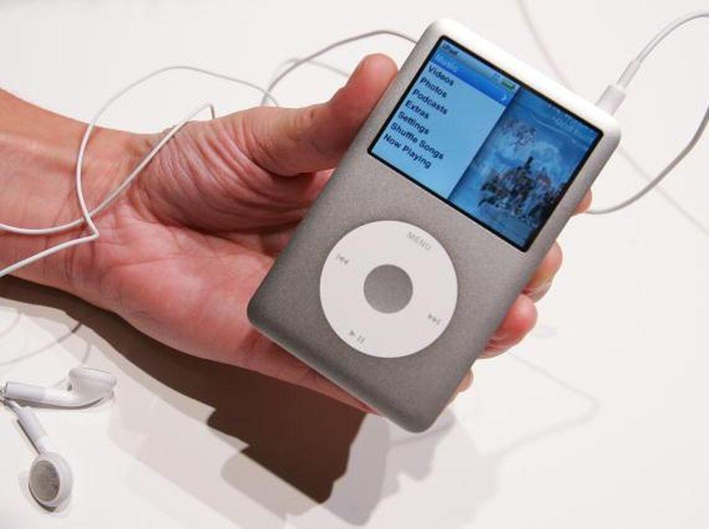 iPod Lawas Ini Bisa Streaming Spotify