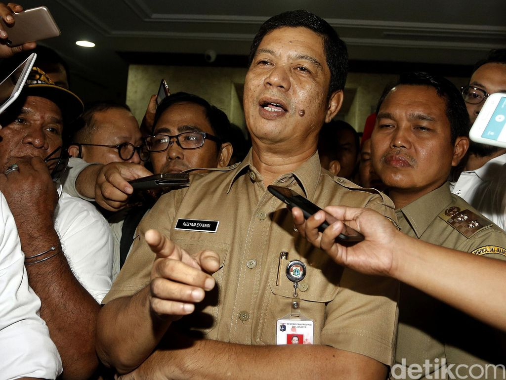 Cerita Rustam Effendi Ditawari Anies Jadi Wali Kota Lagi