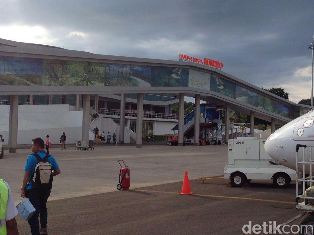 Setelah Bandara Komodo, Ini Infrastruktur yang Ditawarkan ke Asing