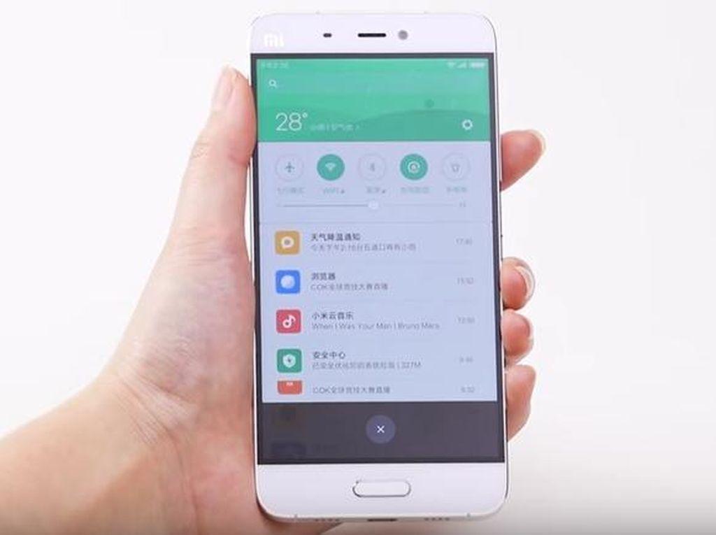 Xiaomi Ubah Tampilan MIUI 8