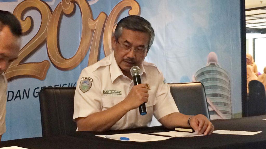 Kepala BMKG Imbau Warga Aceh Hindari Bangunan yang Sudah Retak