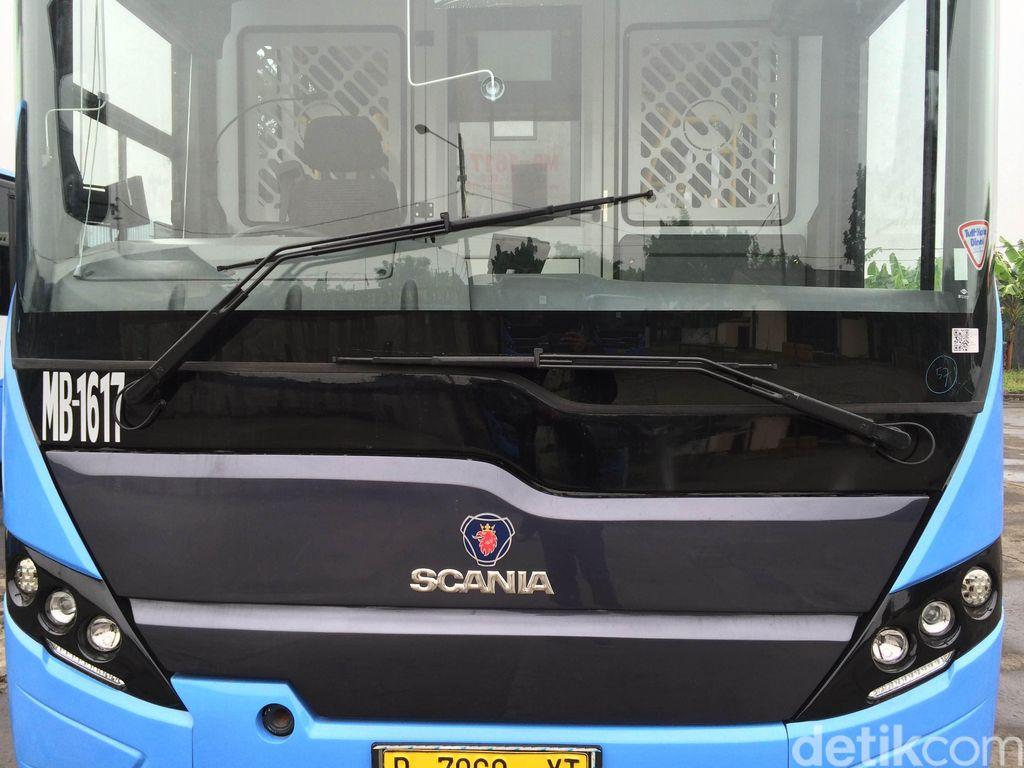 Scania Studi Penerapan Bus Tingkat di Jakarta