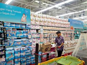 Promo Perlengkapan Balita di Transmart Carrefour, dari Popok Sampai Susu