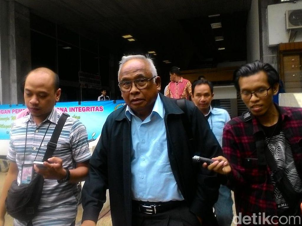Eks Ketua KPK Blak-blakan Bantu Penyerahan Diri Eddy Sindoro