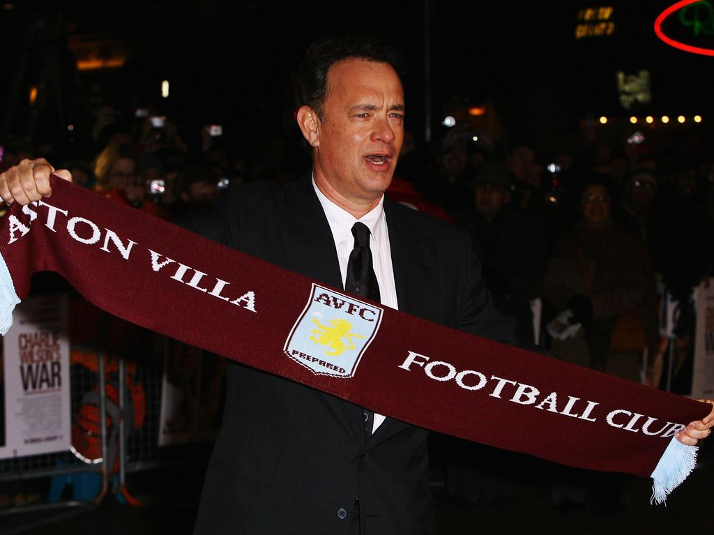 Tom Hanks: Aku Pasang 100 Poundsterling untuk Leicester