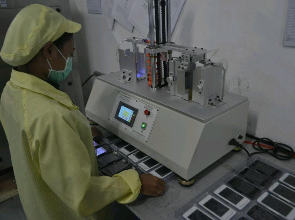 Penyiksaan di Pabrik Smartphone Advan