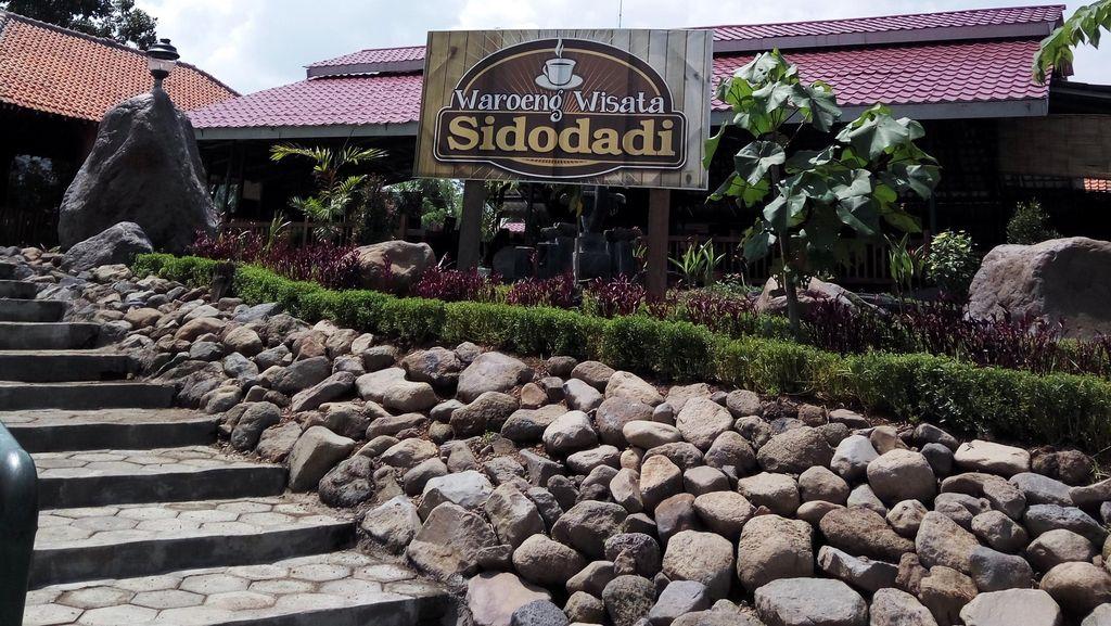 Wisata Waduk Sidodadi, Start Awal Tour de Ijen Banyuwangi