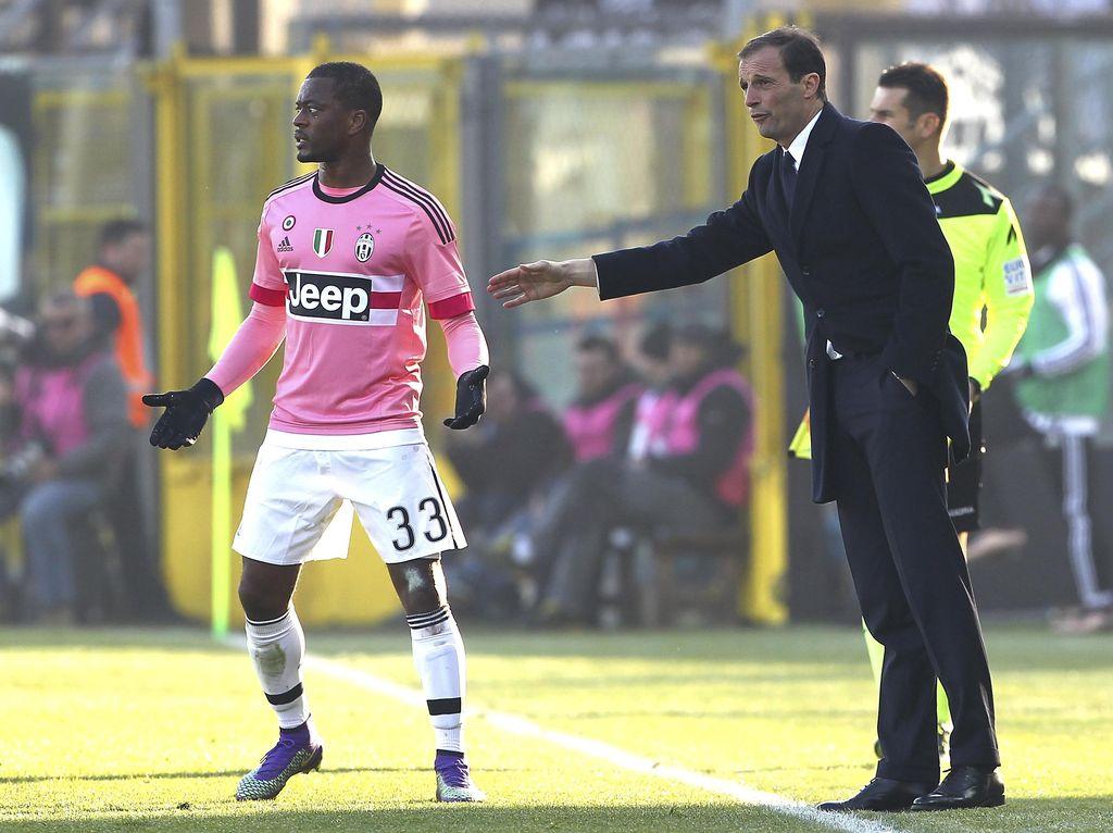 Evra: Juventus Sudah Salah Sejak Pecat Allegri