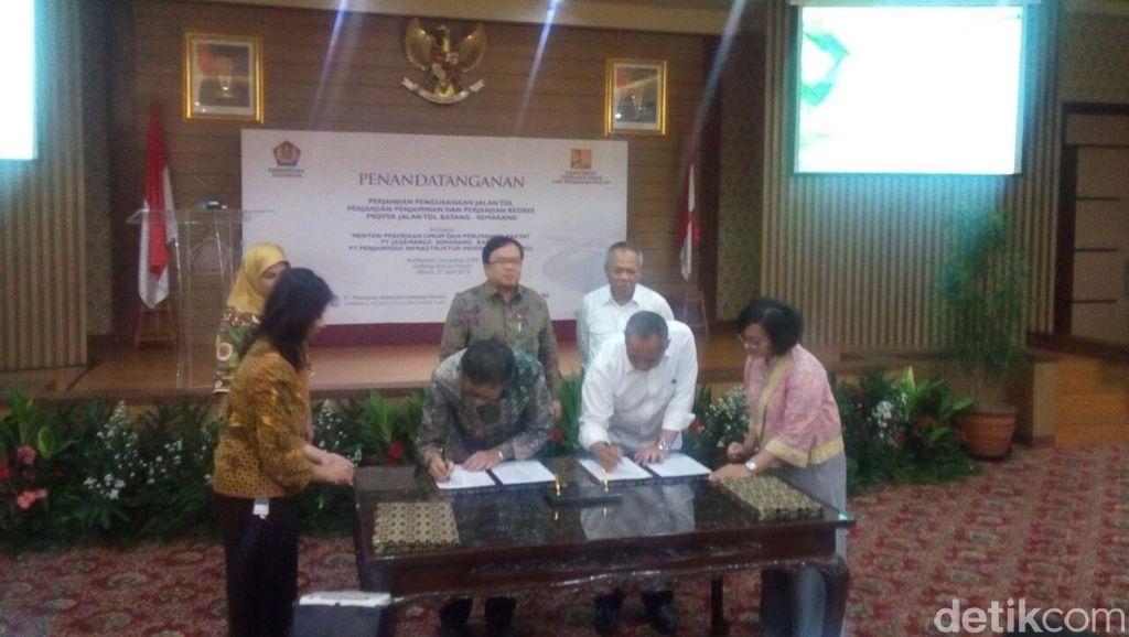 Menkeu: Era Jokowi, Kami Dorong Peran Swasta Bangun Infrastruktur