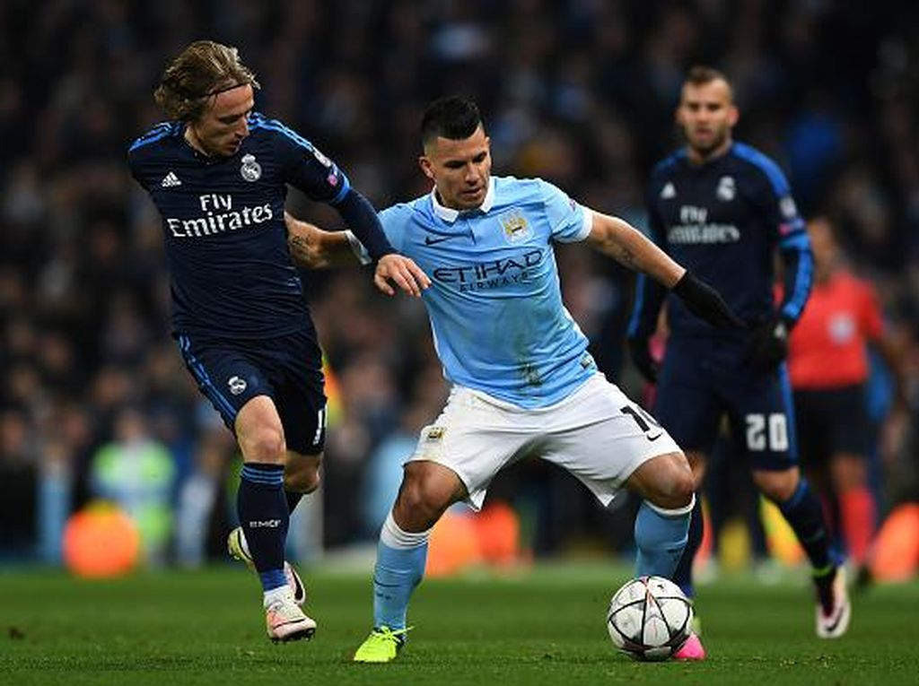Madrid Vs Man City: El Real Punya Rekor Bagus Lawan Tim Inggris