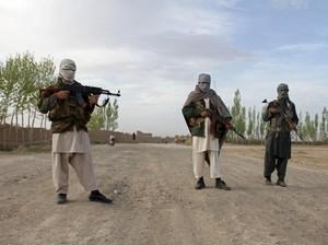 Serangan Taliban Tewaskan 25 Personel Keamanan Afghanistan