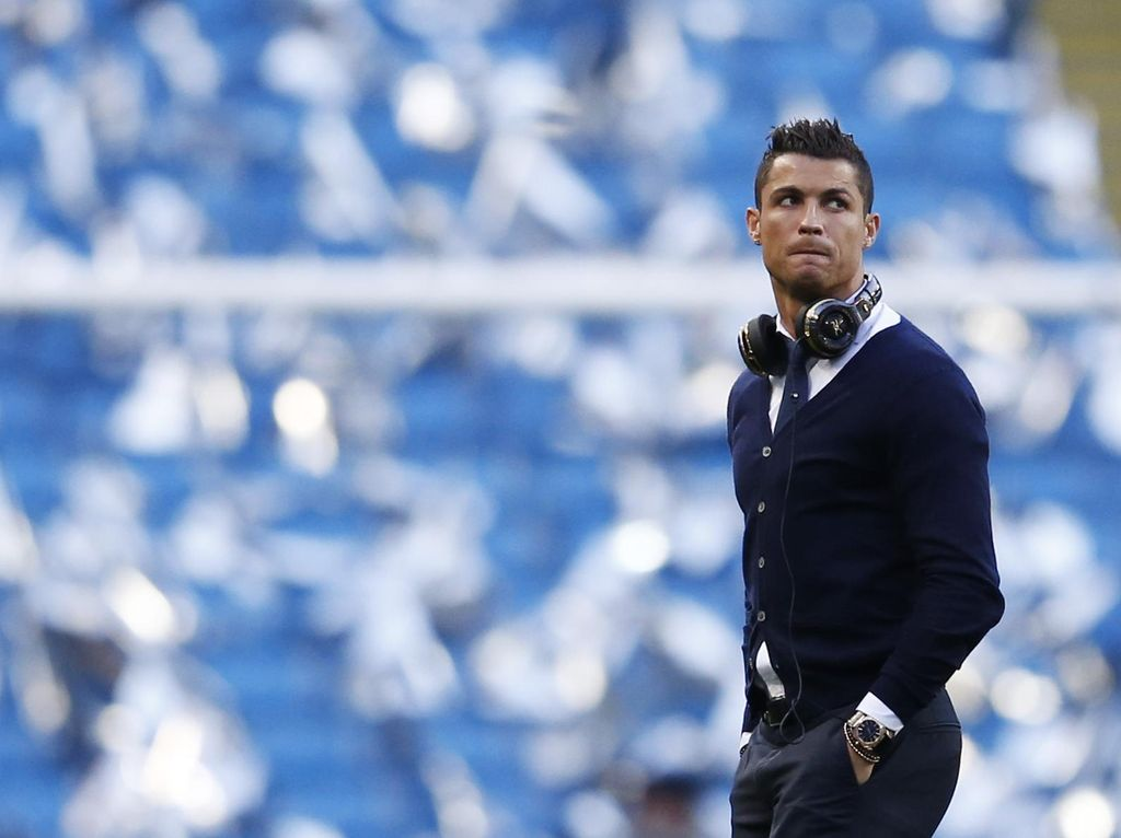 Cristiano Ronaldo Kantongi Gaji Ratusan Miliar per Tahun, Berapa Hartanya?