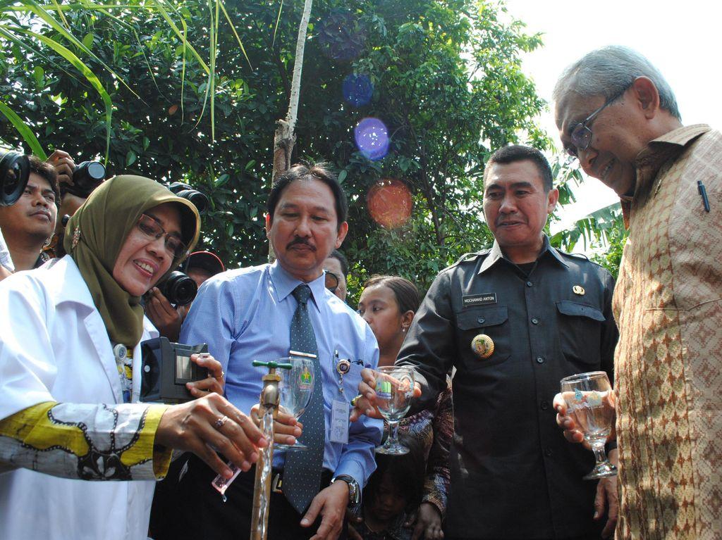 Malang Sediakan 100 Anjungan Air Kran Siap Minum di Taman hingga Terminal
