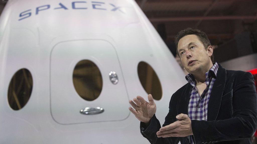 Pernyataan Provokatif Elon Musk, Iron Man di Dunia Nyata