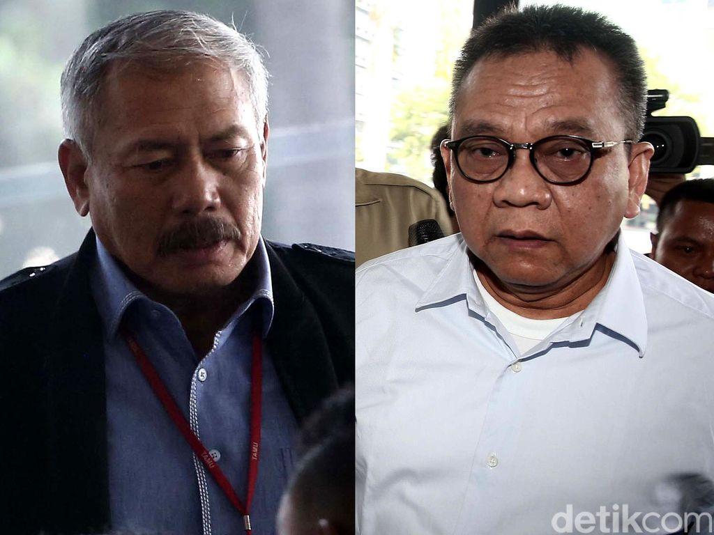 M Taufik dan Ferrial Sofyan Diperiksa KPK