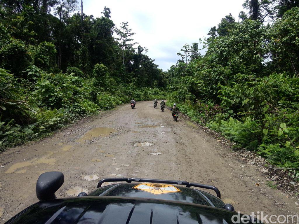 3 Anggota TNI Gugur dalam Baku Tembak dengan KKSB di Nduga Papua