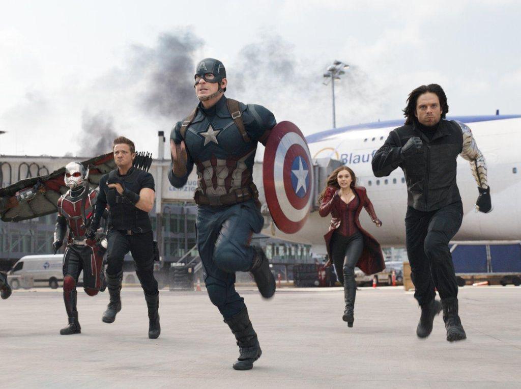 5 Tahun Captain America: Civil War, Film Terbaik Marvel Cinematic Universe