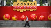 Pendapatan Indosat Ooredoo Tumbuh 6,9%