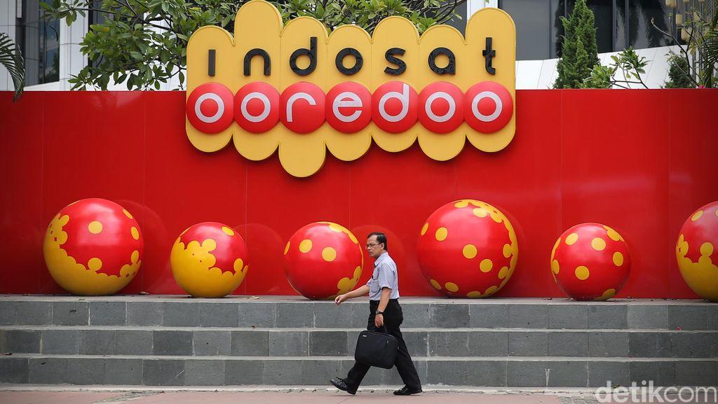 Indosat Raup Rp 21,5 Triliun dari 81,6 Juta Pelanggan