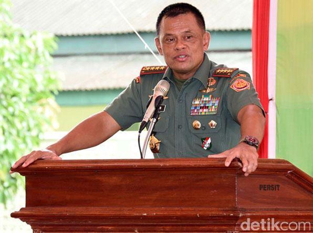 Panglima TNI: Neo Kapitalisme dan Neo Liberalisme Lebih Berbahaya dari PKI