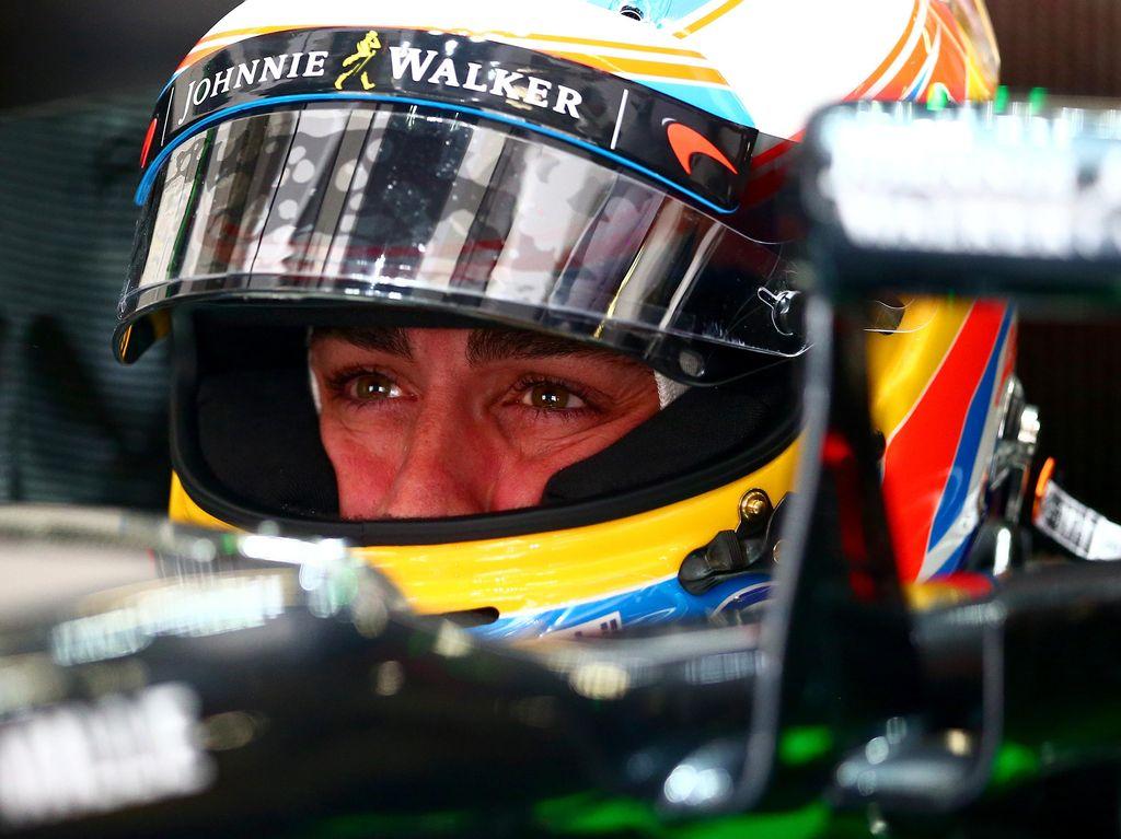 Alonso: Di F1 Tak Ada Tombol Ajaib untuk Langsung ke Tingkat Tertentu