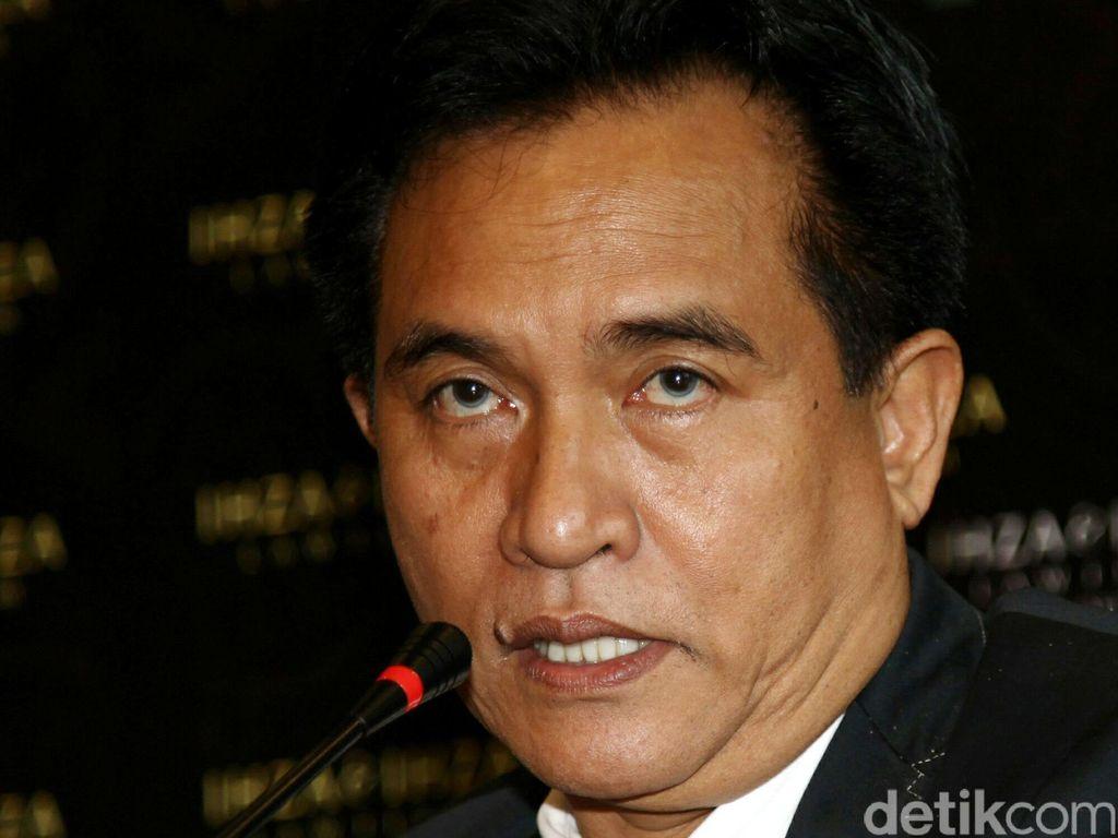 Yusril: Kalau Jadi Gubernur Saya Akan Membeli Sampah Warga Jakarta