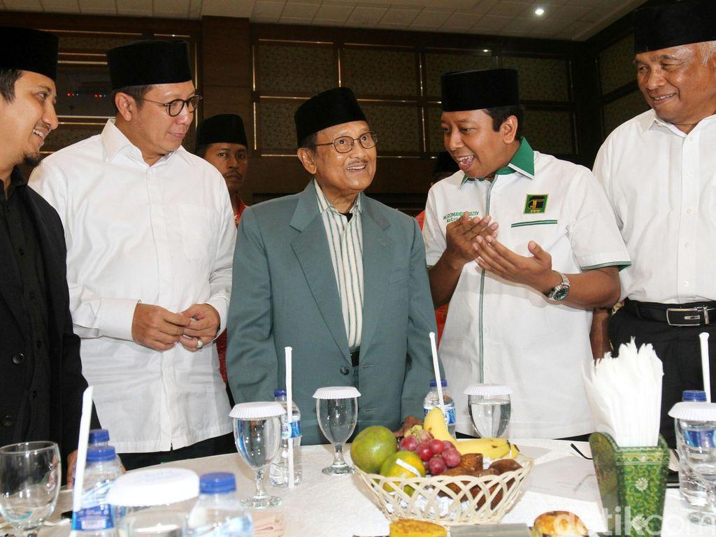 PPP Gelar Silaturahmi Pengurus DPP