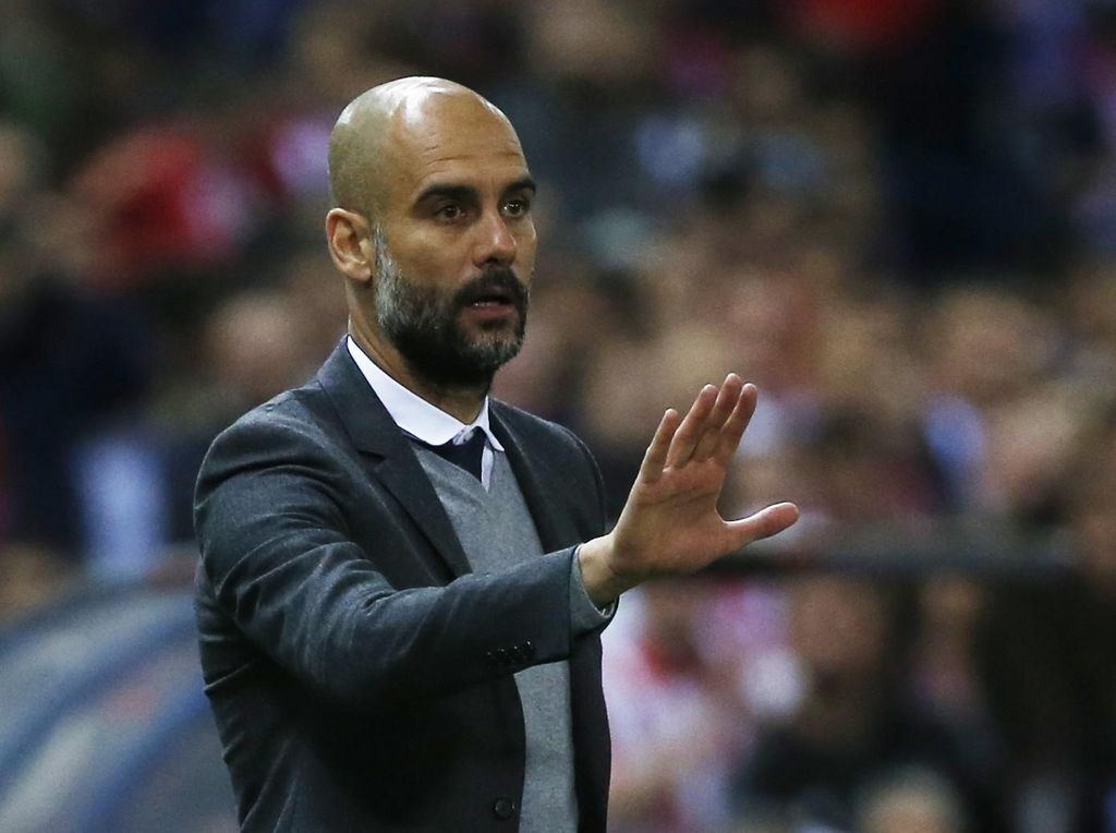 Kalau Bayern Inginkan Ball Possession, Solusinya Guardiola