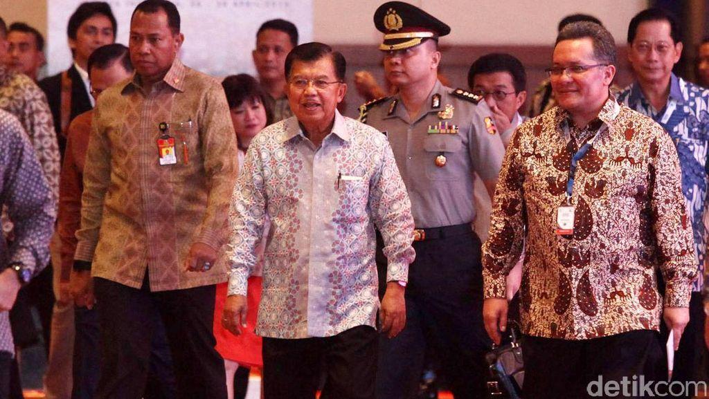 Jusuf Kalla Buka ACI Financial Market ke 55
