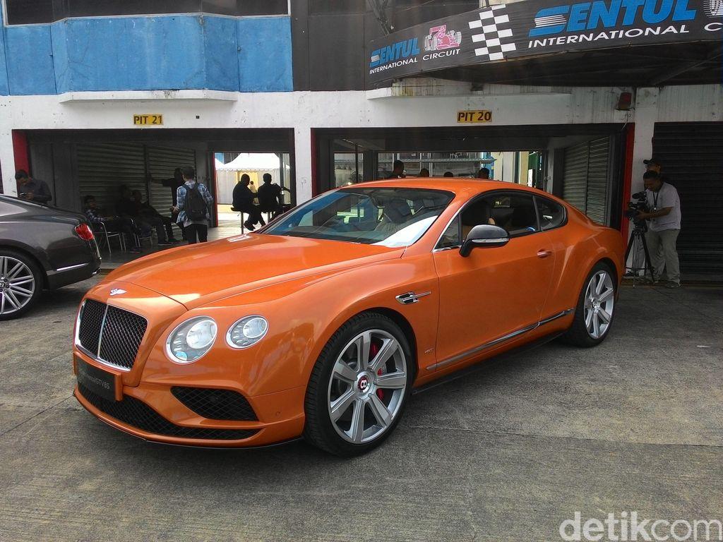 Bentley Siapkan Mobil Hybrid Bermesin V6