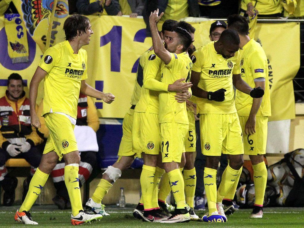 Villarreal Tundukkan Liverpool 1-0